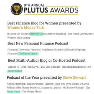 Three Personal Finance Articles By Women This Week - Welcome